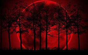 Fall Equinox 2015, Super Moon, Blood Moon, Eclipse